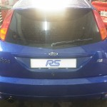 Ford focus RS Mk1 dealer plate